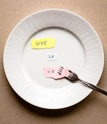 Vive la vie, life to the fullest - p1682m2272900 by Régine Heintz