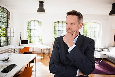 Businessmann - p1368m1424008 von Eltinger