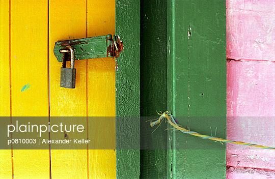 Türschloss - p0810003 von Alexander Keller