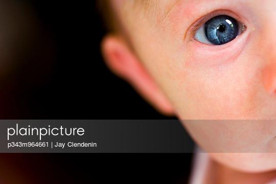 Newborn Baby Girl - p343m964661 by Jay Clendenin