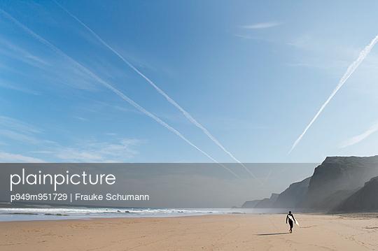 Surfer - p949m951729 von Frauke Schumann