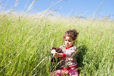 Erkundung auf dem Deich - p754m1590111 von Valea Diller-El Khazrajy