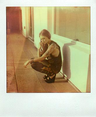 Polaroid - p930m791223 by Ignatio Bravo