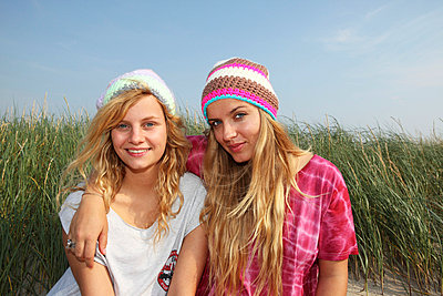 Beste Freundinnen - p0452954 von Jasmin Sander