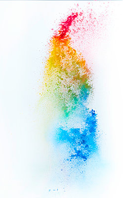 Water colors - p851m2077336 by Lohfink