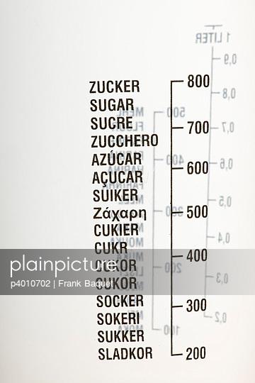 Zucker in vielen Sprachen - p4010702 von Frank Baquet