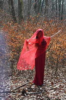Dance in Red - p1229m2260851 von noa-mar
