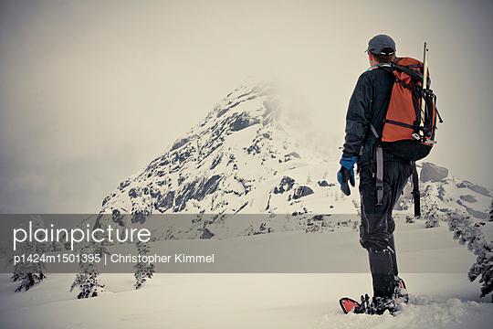 Needle Peak Winter Ascent
