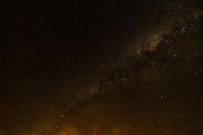 Starry sky, night shot - p1640m2261138 by Holly & John