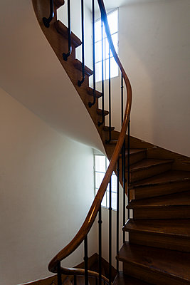 Stairs - p590m1129079 by Philippe Dureuil