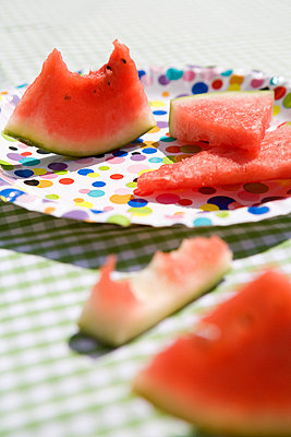 Watermelon - p7810008 by Angela Franke