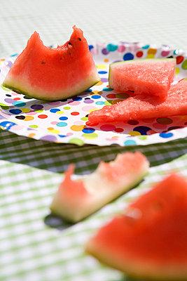 Wassermelone - p7810008 von Angela Franke
