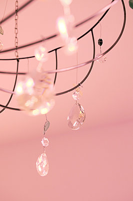 Chandelier - p470m886220 by Ingrid Michel