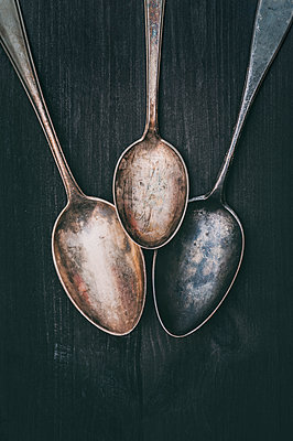 Three spoons - p971m1452475 by Reilika Landen