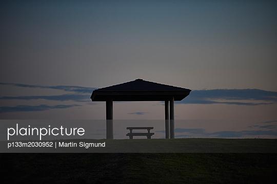 Sitzbank - p133m2030952 von Martin Sigmund