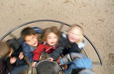 Spielplatzkarussell - p0460317 von Hexx