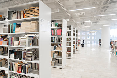 Library of the university of Helsinki  - p1332m1572962 by Tamboly