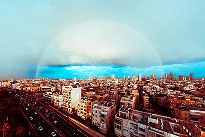 Tel Aviv - p416m1498078 von Jörg Dickmann Photography