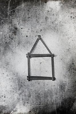Haus planen      - p450m1052016 von Hanka Steidle