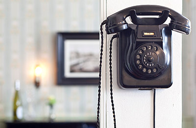 Altes Telefon - p8720030 von MYOKA