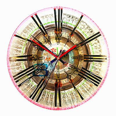 Clock Star - p676m2222897 by Rupert Warren