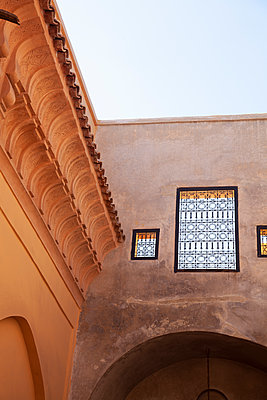 Marrakech Architecture - p1248m2108602 by miguel sobreira