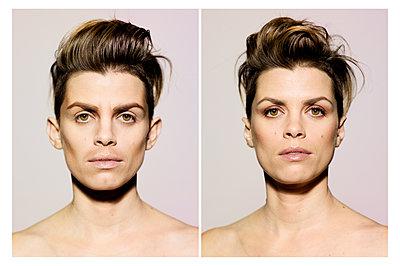 Transgender portraits - p1462m1516830 by Massimo Giovannini