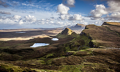 Quiraing - p1234m1044594 by mathias janke