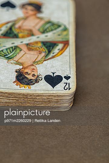 Card game - p971m2260229 by Reilika Landen