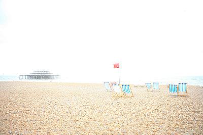 Brighton - p1289m1123980 by Elisabeth Blanchet