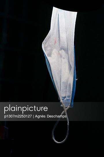 One Protection Mask - p1307m2253127 by Agnès Deschamps
