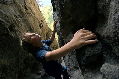 Bergsteigen - p2873295 von R. Mohr