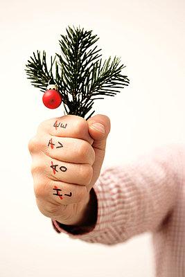 Christmas is love - p2370463 by Thordis Rüggeberg