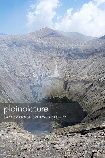 Vulkan Gunung Bromo  - p451m2037573 von Anja Weber-Decker