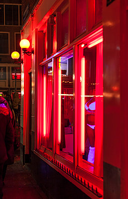 Red Light District - p600m2065530 by Laura Stevens