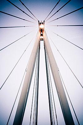 Light on a bridge pillar - p7950131 by JanJasperKlein