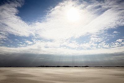 Mudflats at Spiekeroog - p1203m1578226 by Bernd Schumacher