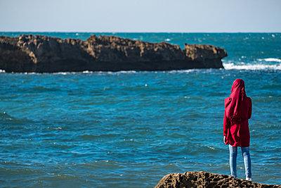 Blick über das Meer - p1243m1516484 von Archer