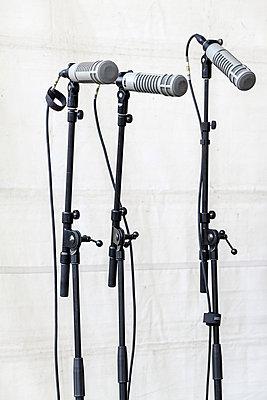 Microphone - p739m694526 by Baertels