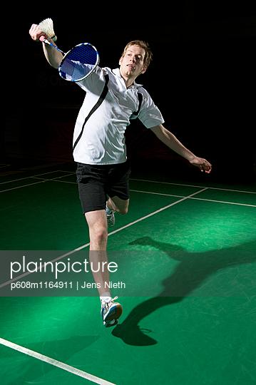 Badminton - p608m1164911 von Jens Nieth