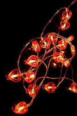 Lichterkette - p0110386 von Daniela Podeus