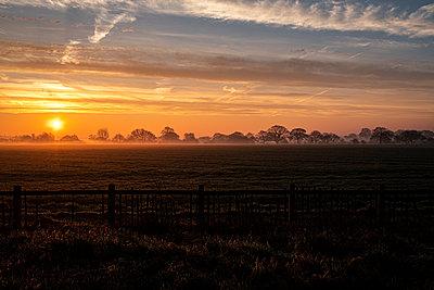 Sunrise - p280m2156176 by victor s. brigola