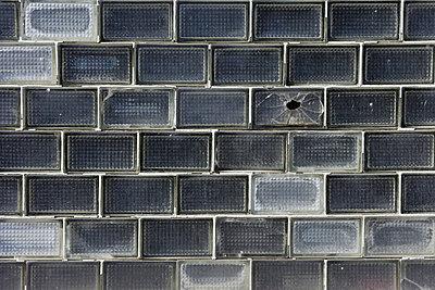 Glass bricks - p300m659908f by Tom Chance
