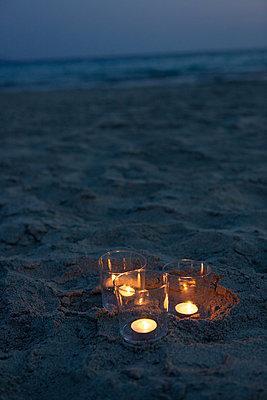 Romantic beach - p454m2163860 by Lubitz + Dorner