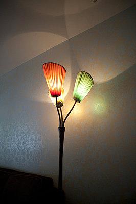 fuenfziger jahre stehlampe - p627m670538 by Ralph Brugger