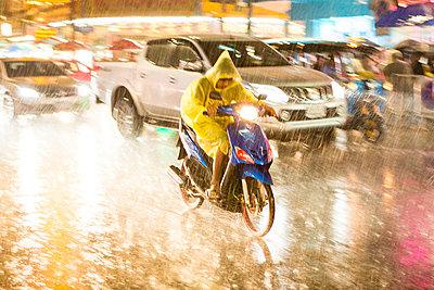 Bangkok, Thailand - p669m1520601 by Lee Irvine