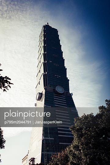 Taipei 101 - p795m2044791 von Janklein