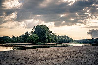 France, Loire - p1402m2281026 by Jerome Paressant