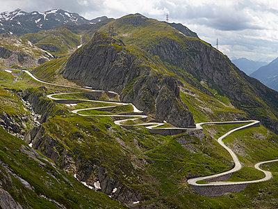Gotthard Pass - p1175m955572 by STEFAN SCHLUMPF