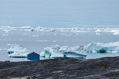 Grönland, Ilulissat - p741m2108966 von Christof Mattes